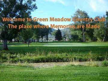 Welcome to Green Meadow Country Club
